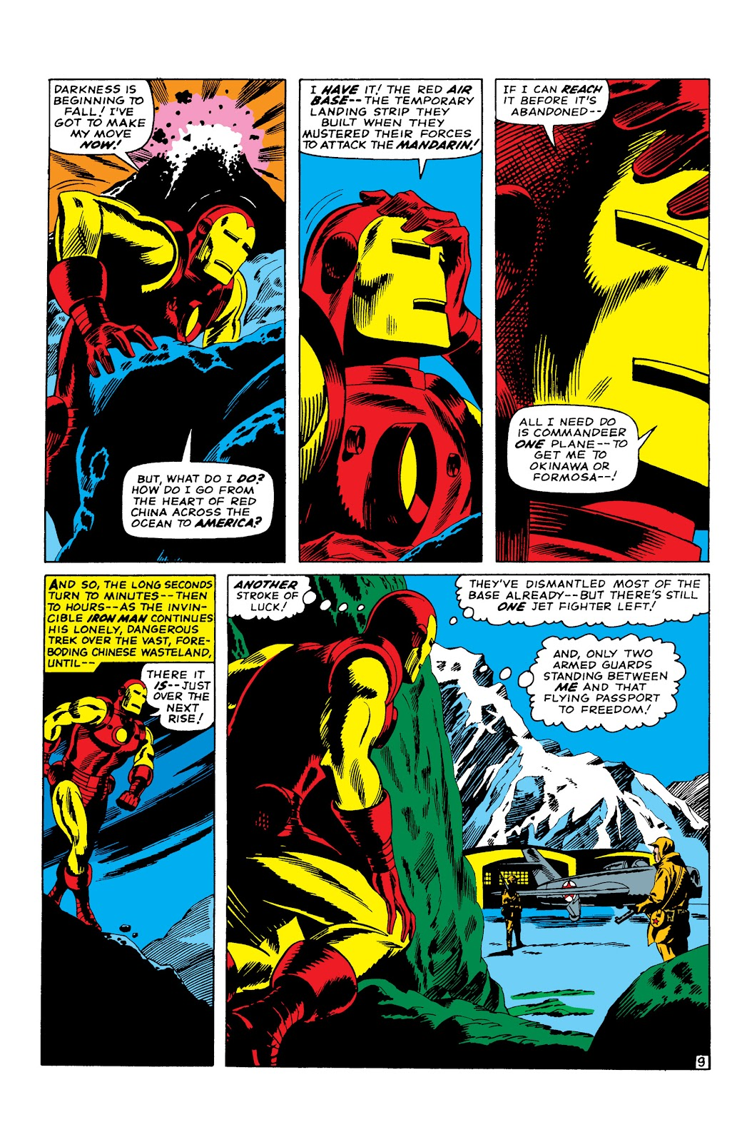 Read online Marvel Masterworks: The Invincible Iron Man comic -  Issue # TPB 3 (Part 3) - 88