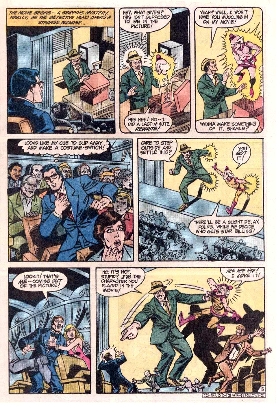 Read online Action Comics (1938) comic -  Issue #563 - 14