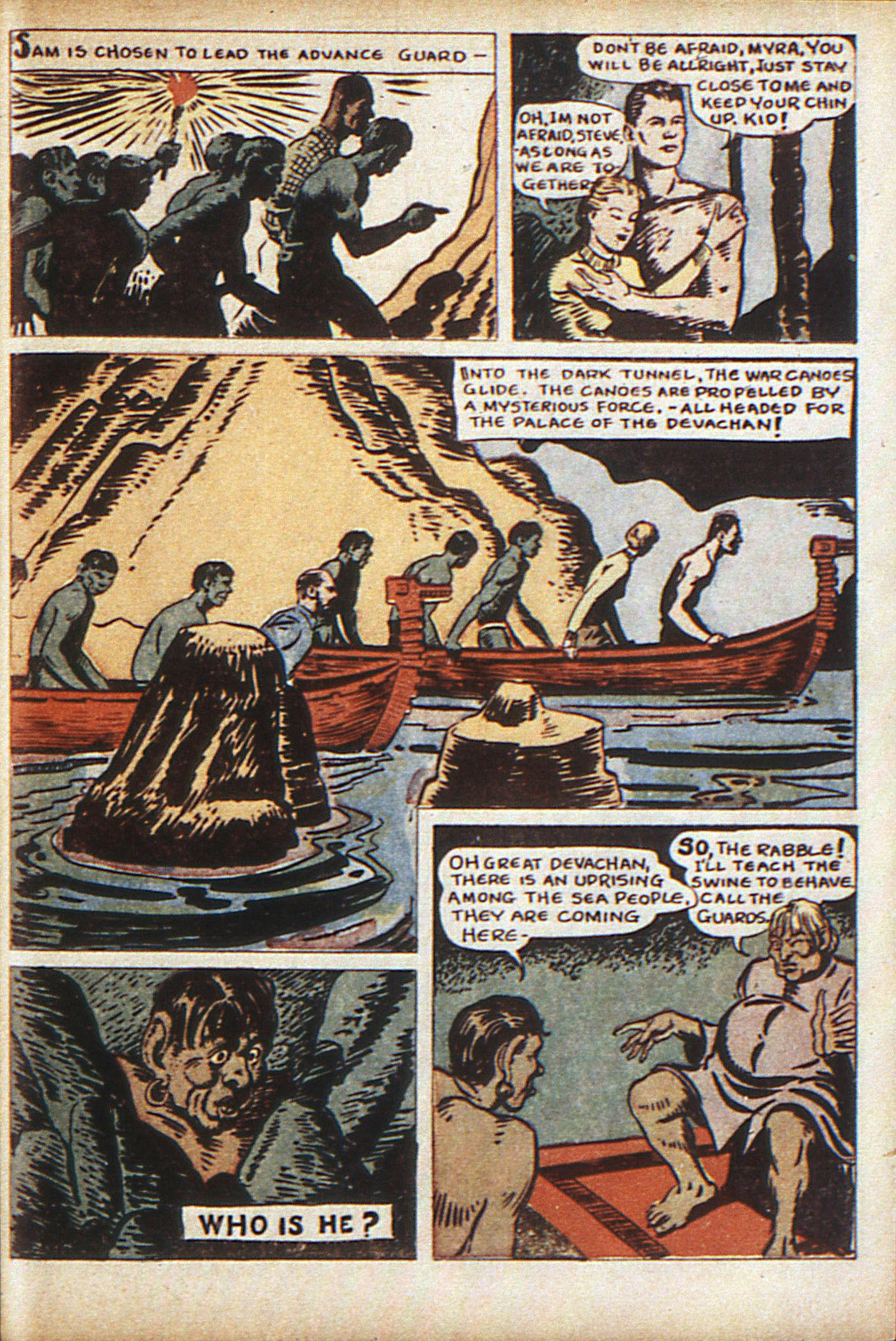 Read online Adventure Comics (1938) comic -  Issue #10 - 52