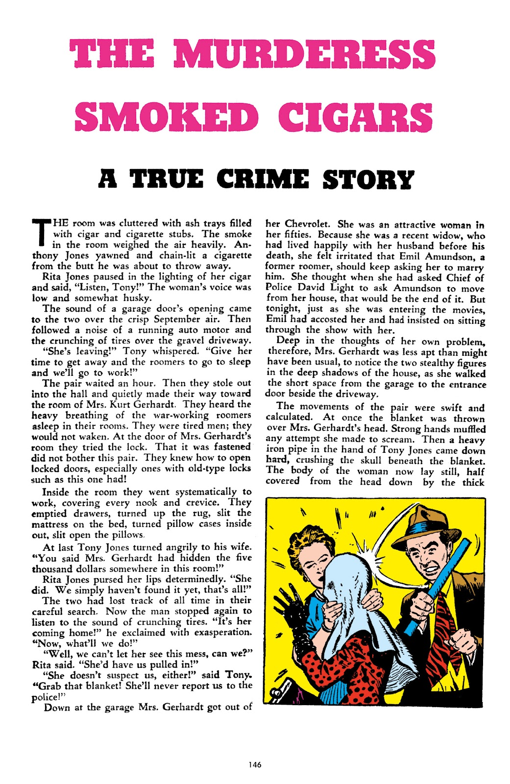 Read online Crime Does Not Pay Archives comic -  Issue # TPB 10 (Part 2) - 47