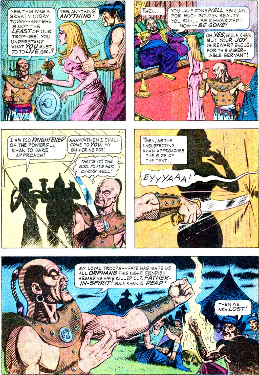 Boris Karloff Tales of Mystery issue 38 - Page 4