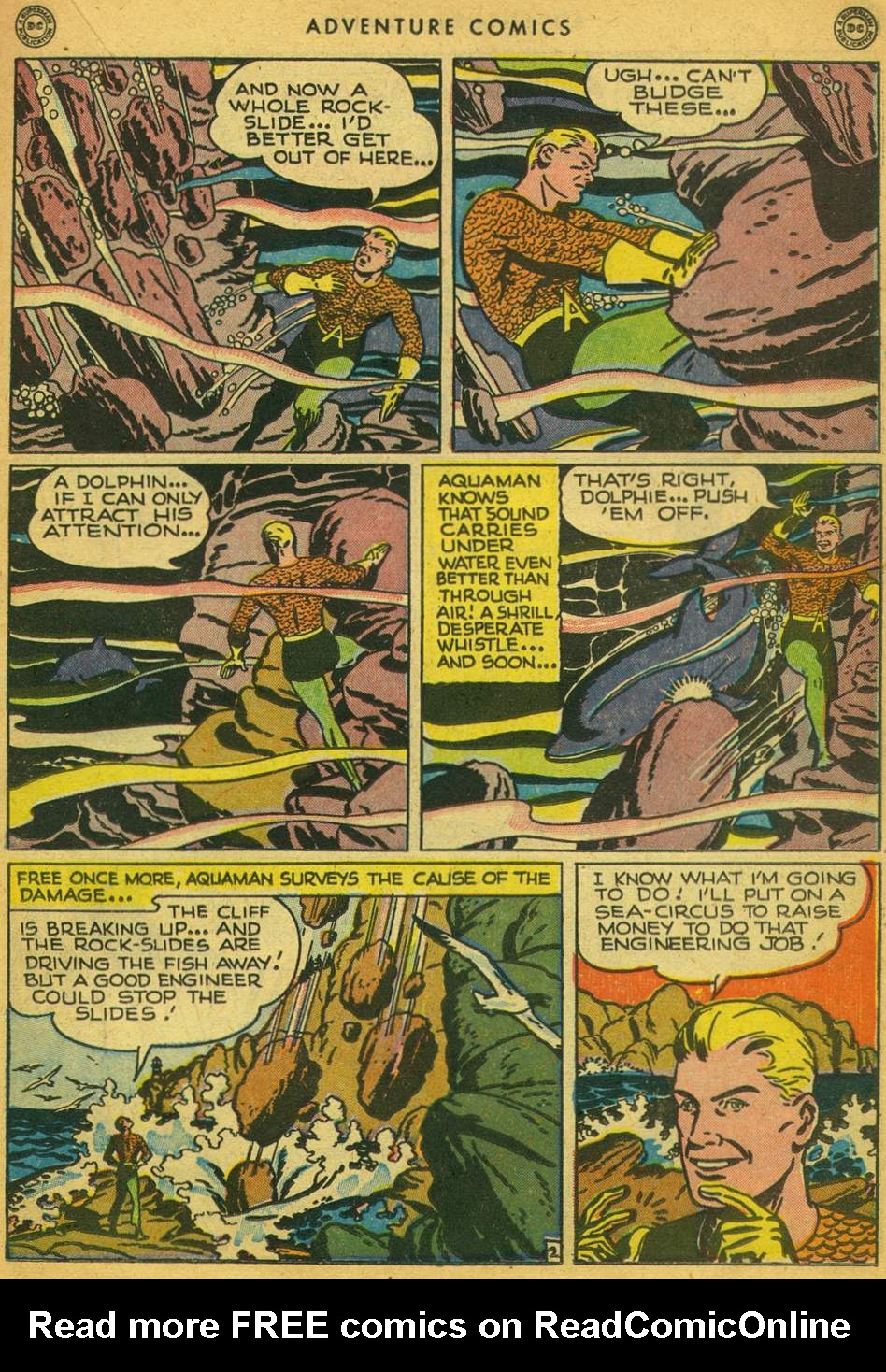 Read online Adventure Comics (1938) comic -  Issue #128 - 27