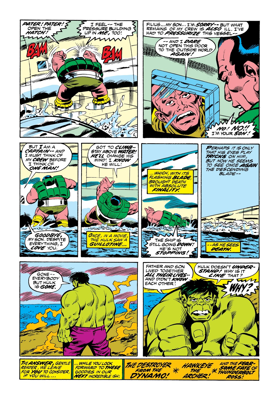Read online Marvel Masterworks: The Incredible Hulk comic -  Issue # TPB 9 (Part 2) - 96