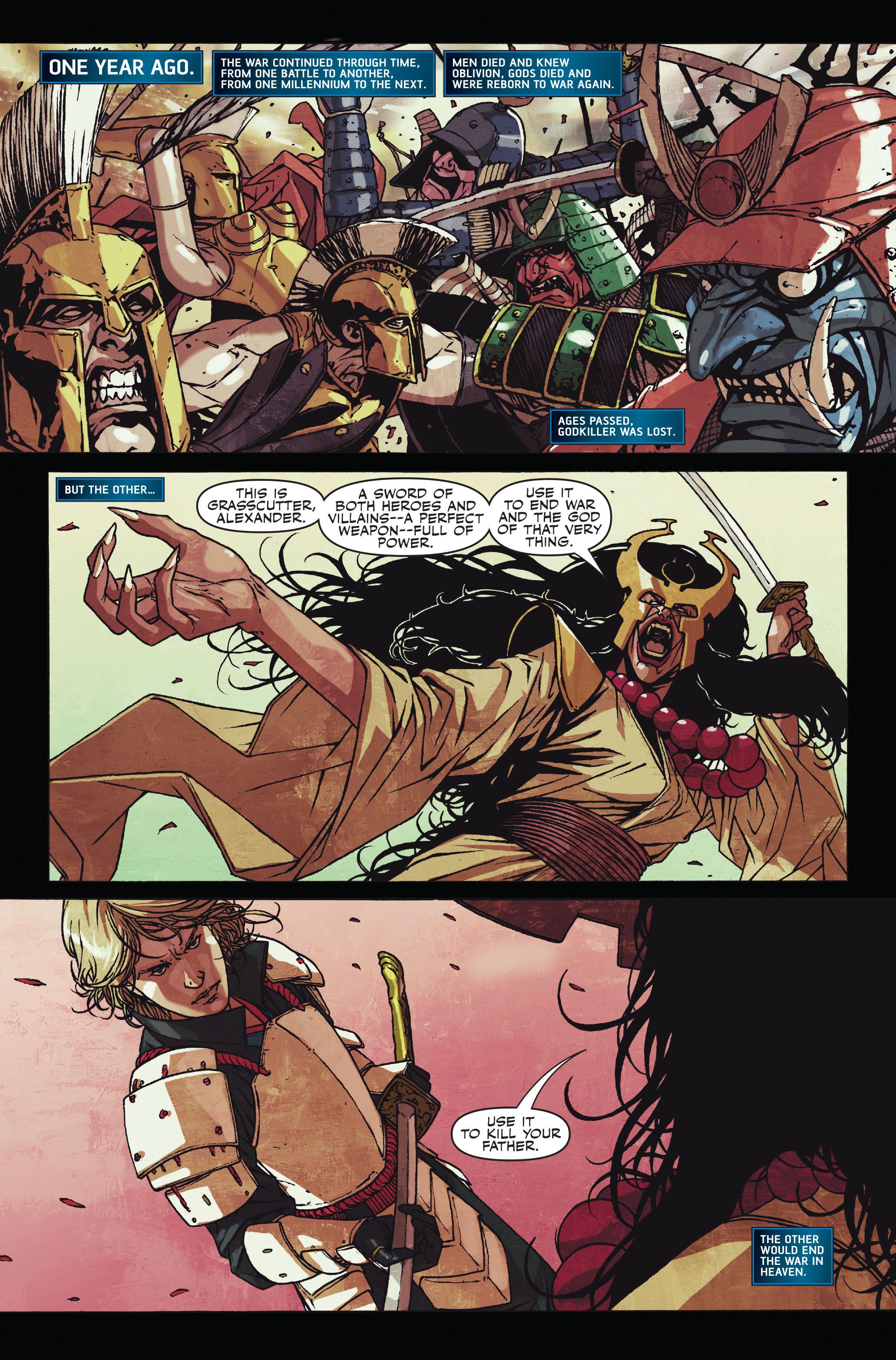 Read online Secret Warriors comic -  Issue #10 - 6