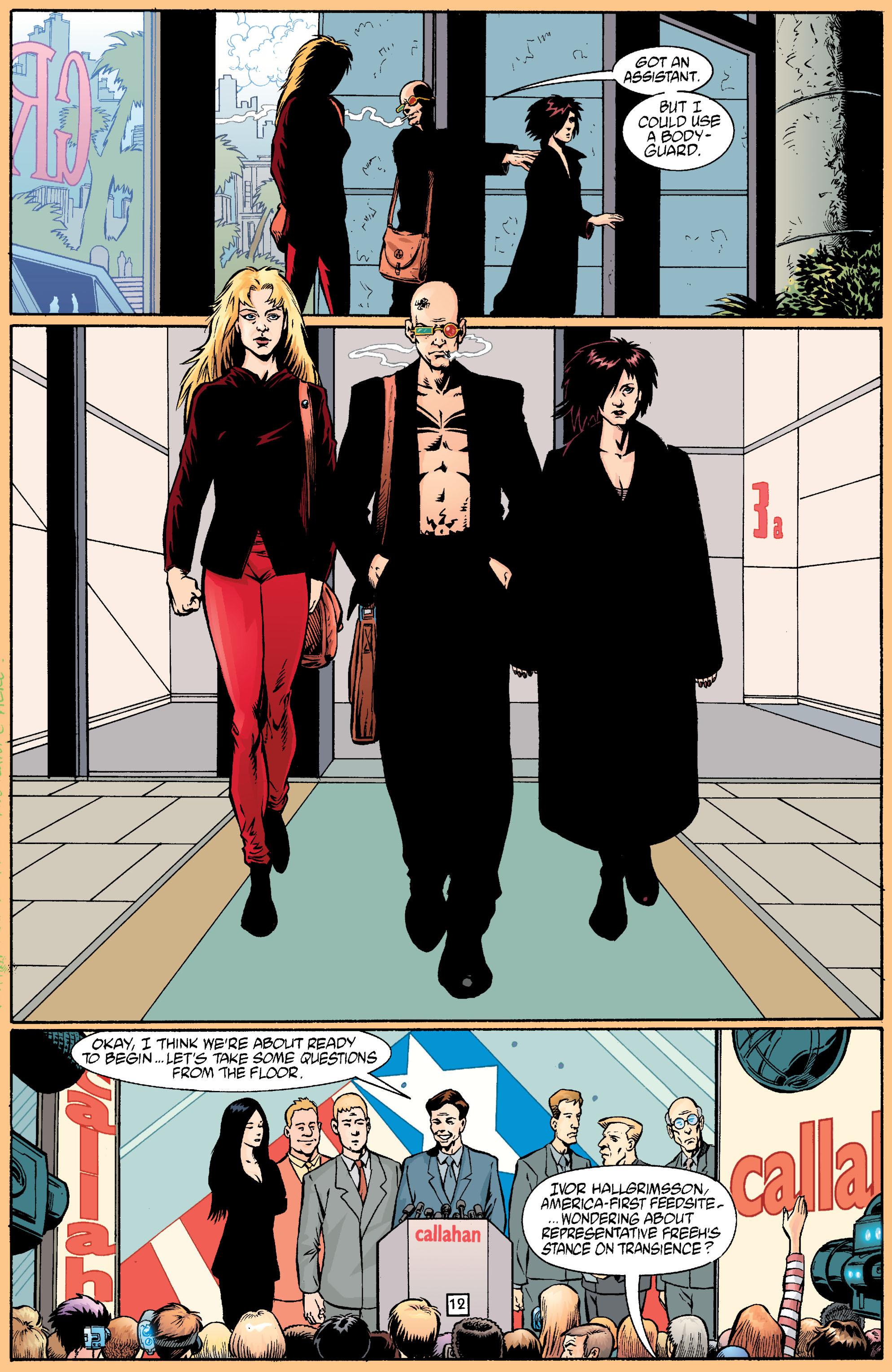 Read online Transmetropolitan comic -  Issue #18 - 13
