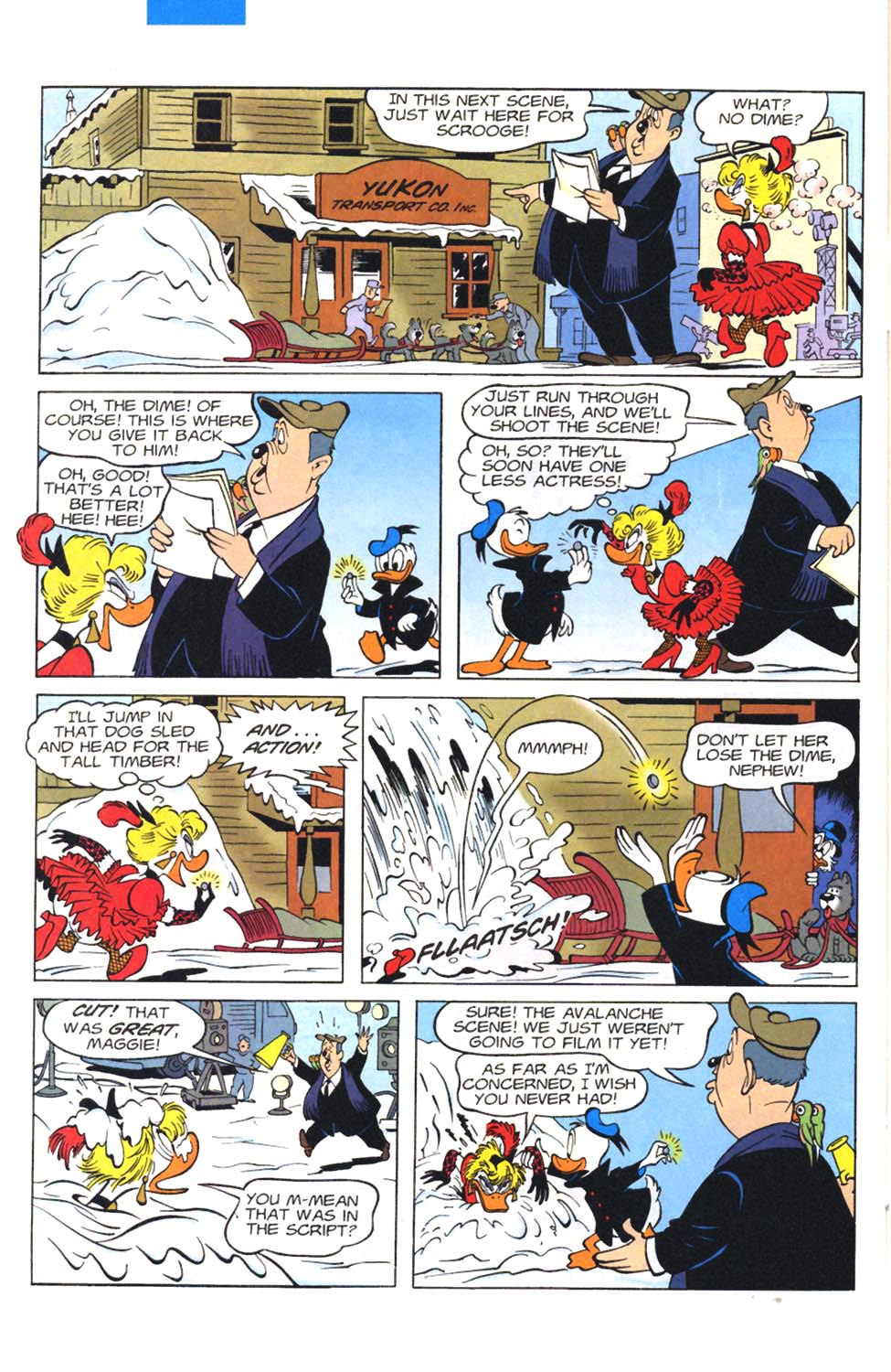 Read online Uncle Scrooge (1953) comic -  Issue #297 - 24