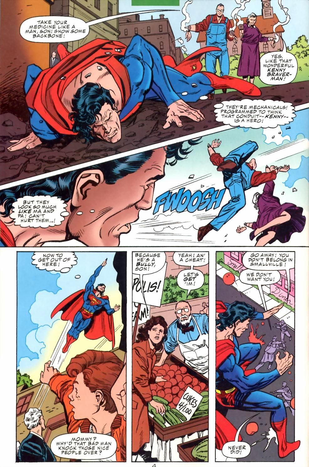 Action Comics (1938) 711 Page 5