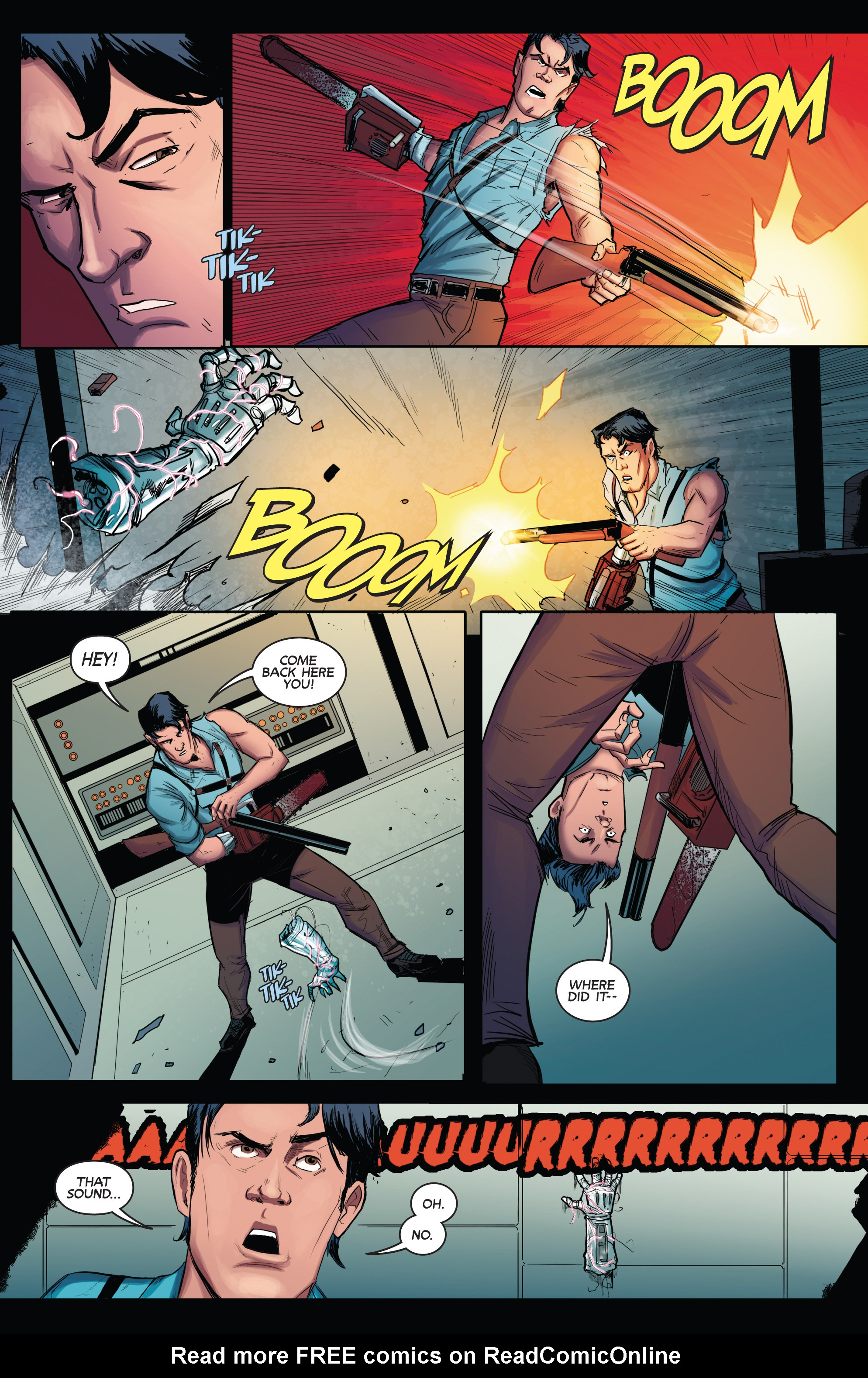 Read online Army of Darkness (2014) comic -  Issue #2 - 8