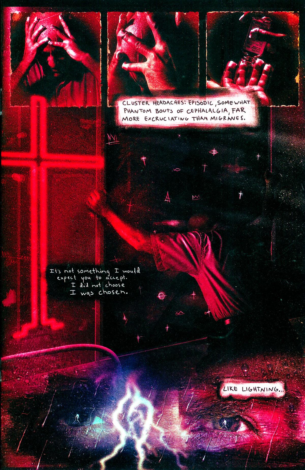 Read online Se7en comic -  Issue #3 - 5