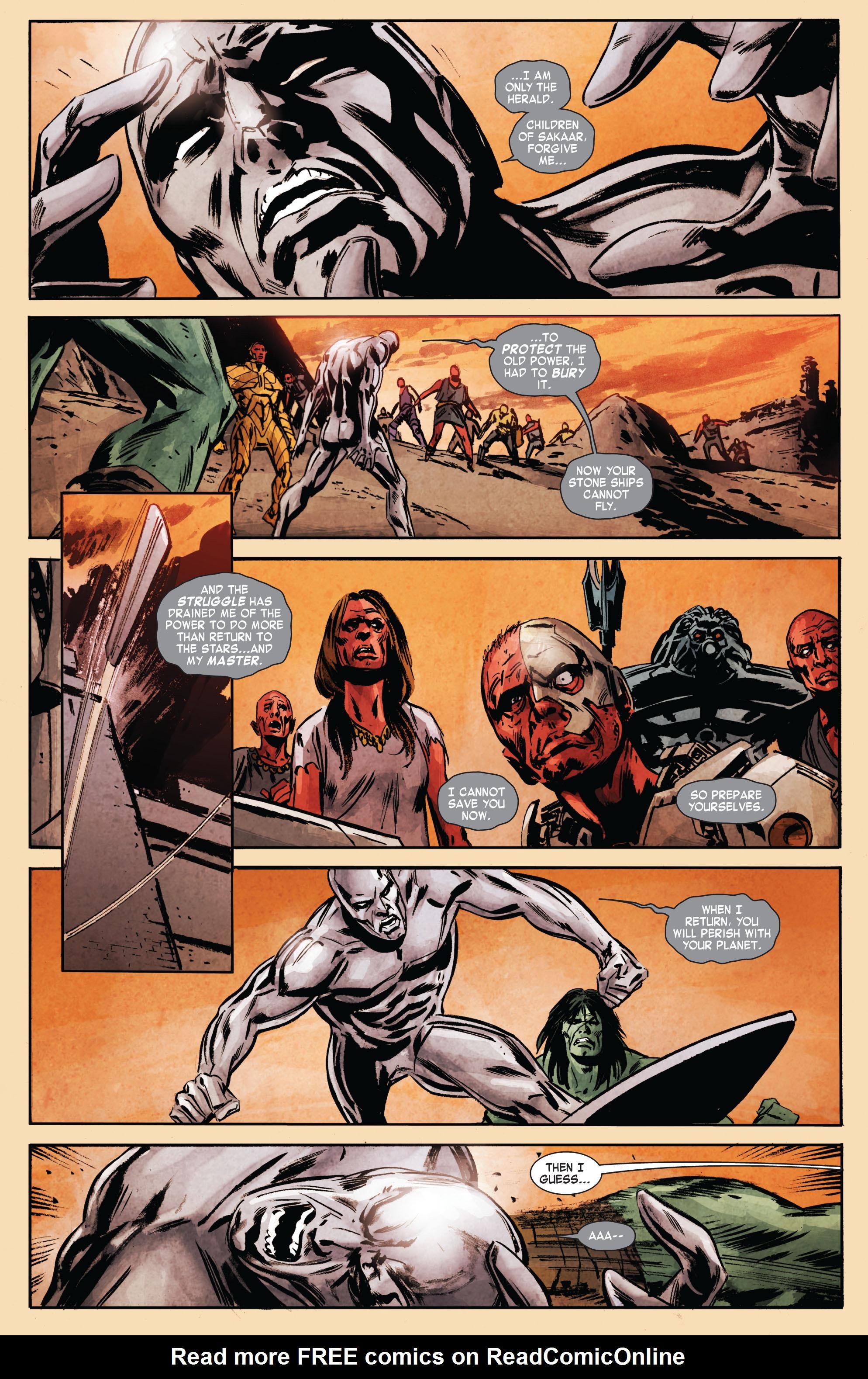 Read online Skaar: Son of Hulk comic -  Issue #7 - 21