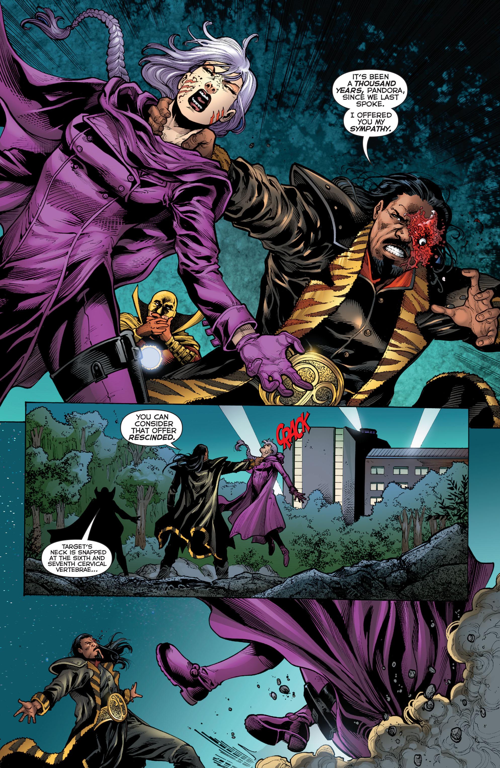 Read online Trinity of Sin: Pandora comic -  Issue #2 - 16