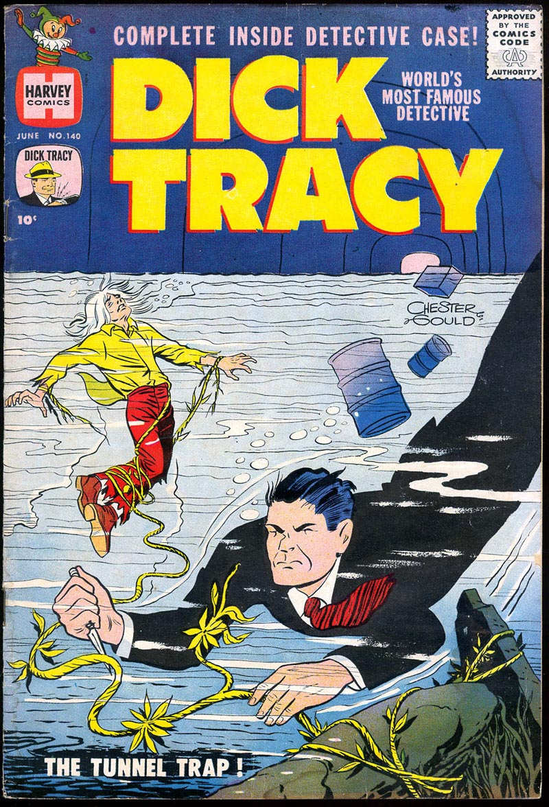 Dick Tracy (1950) 140 Page 1