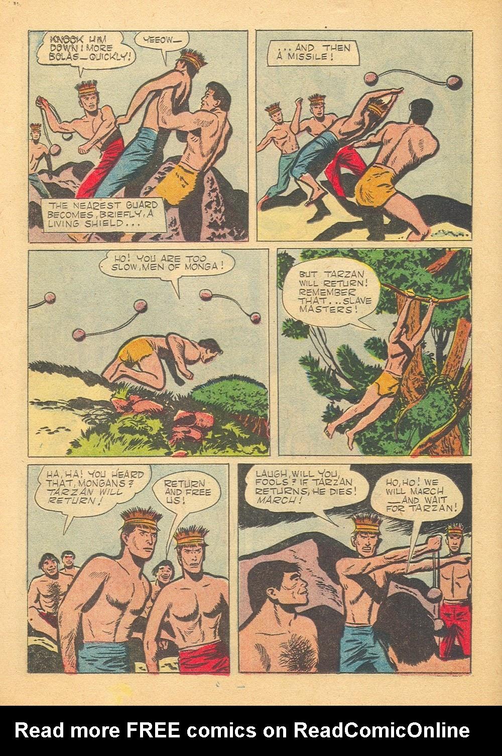 Tarzan (1948) issue 60 - Page 14