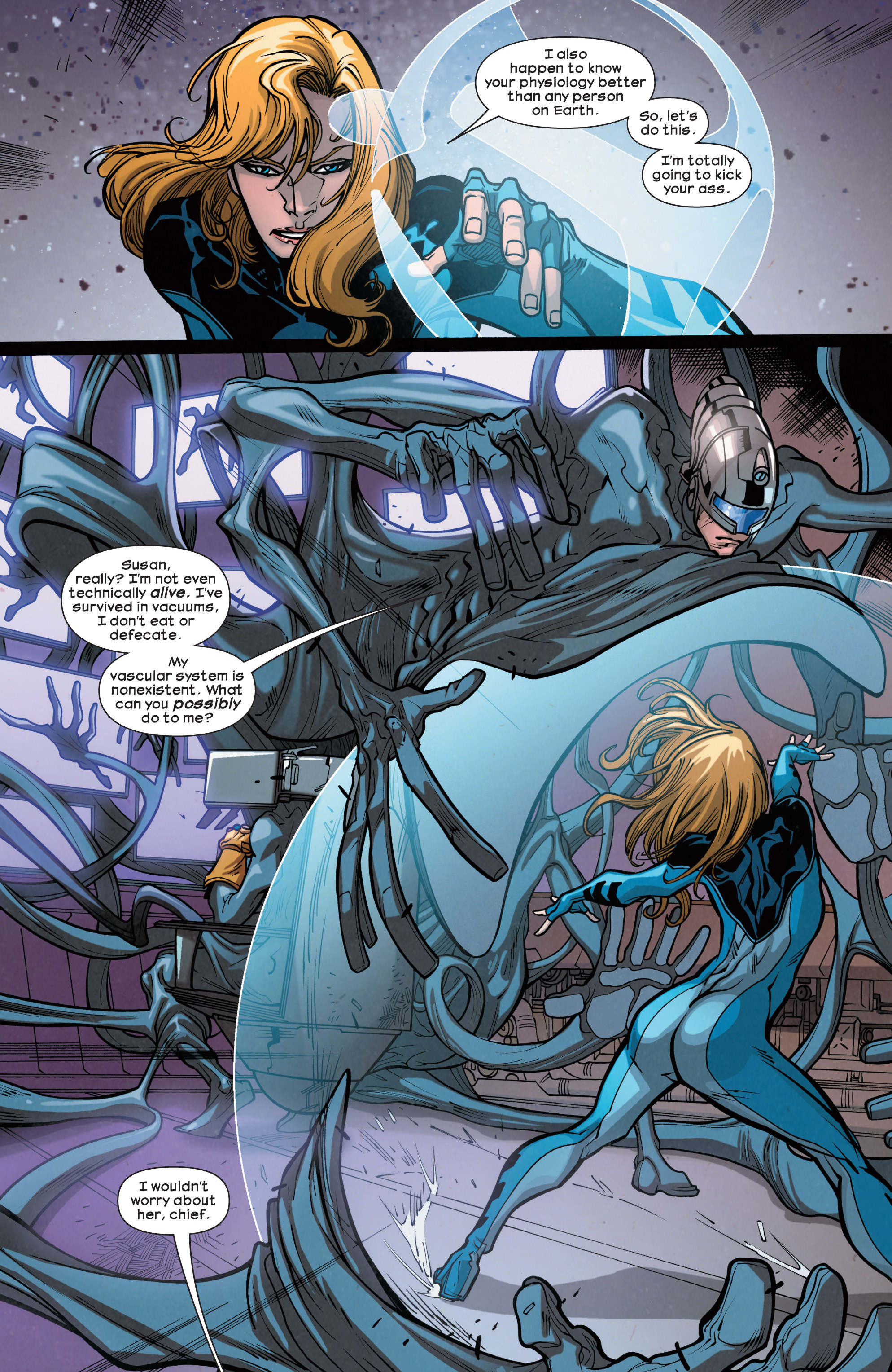 Read online Ultimate Comics Ultimates comic -  Issue #26 - 8