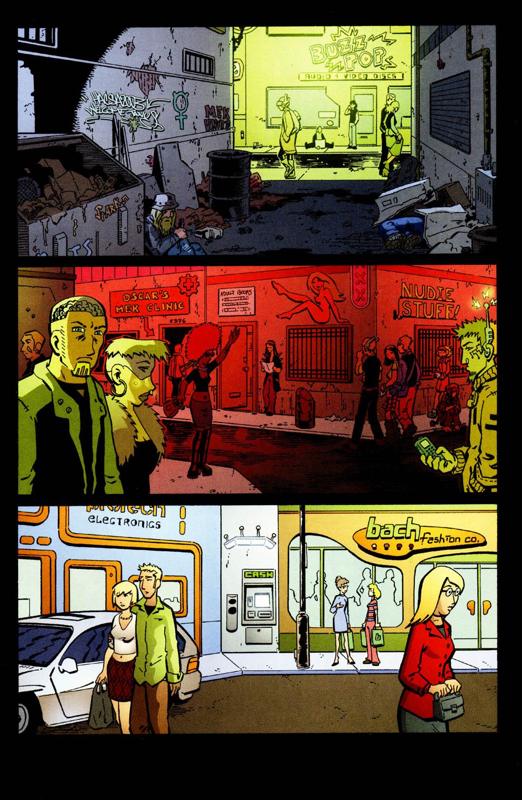 Read online Mek comic -  Issue #2 - 3