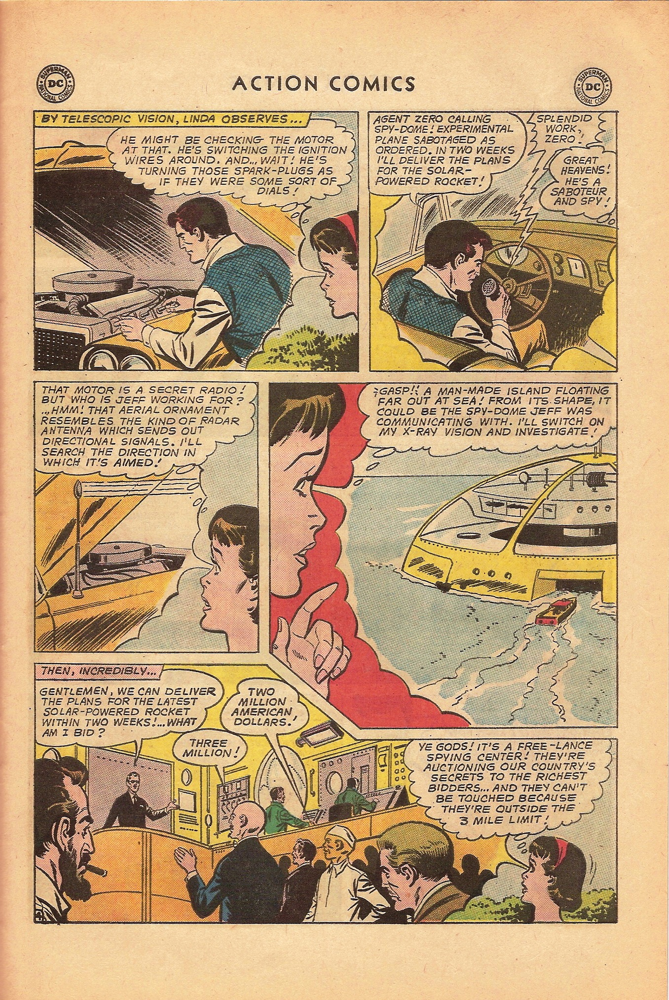Action Comics (1938) 317 Page 22