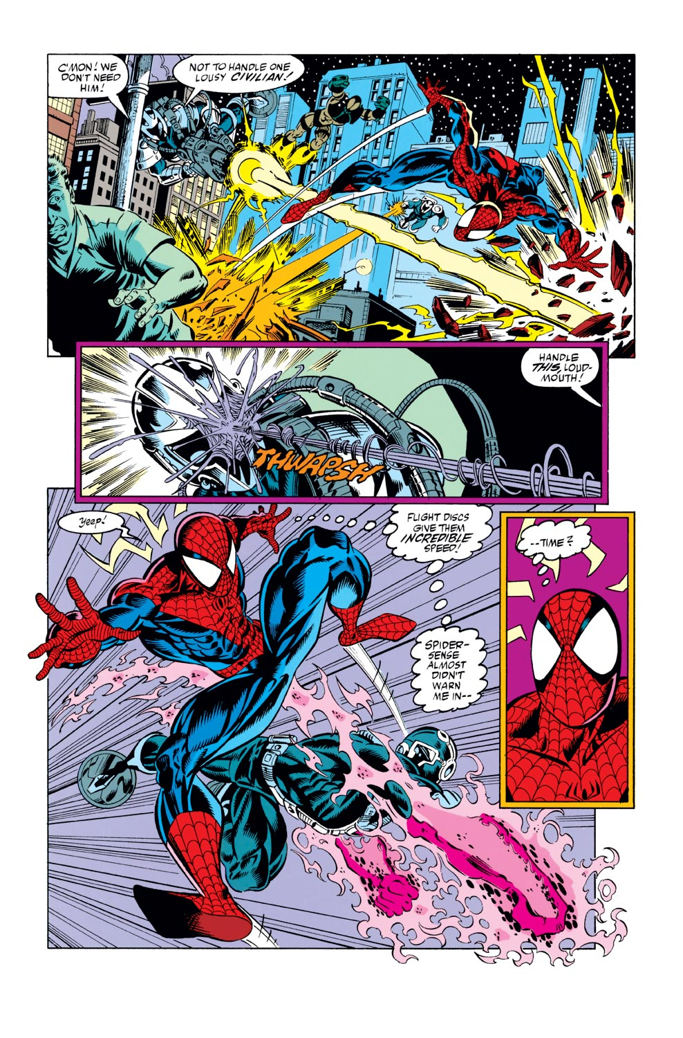 The Amazing Spider-Man (1963) 383 Page 18