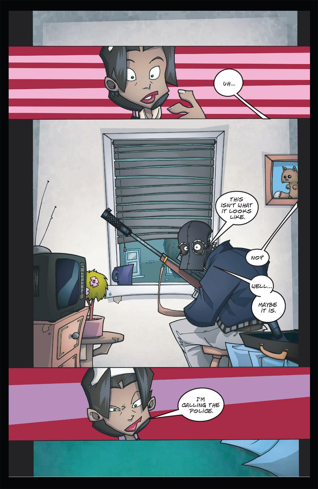 Read online Nightmare World comic -  Issue # Vol. 1 Thirteen Tales of Terror - 110
