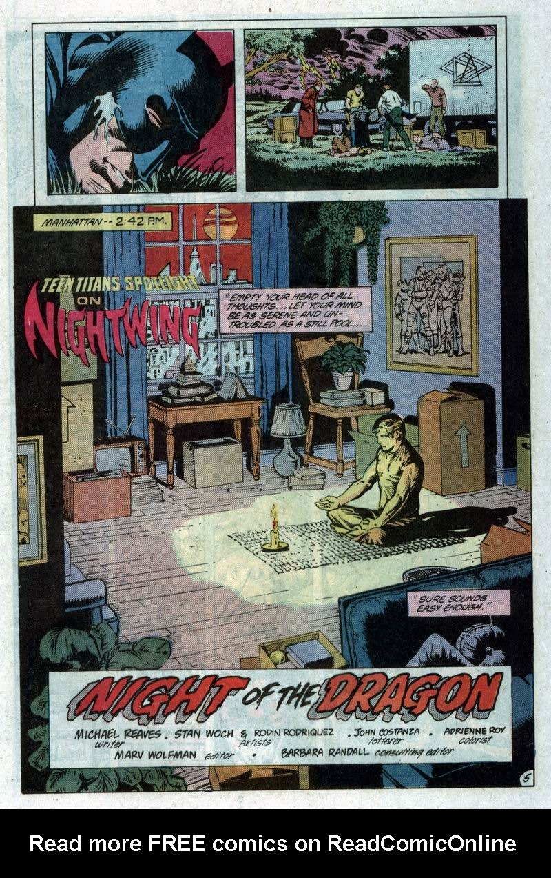 Teen Titans Spotlight issue 14 - Page 5