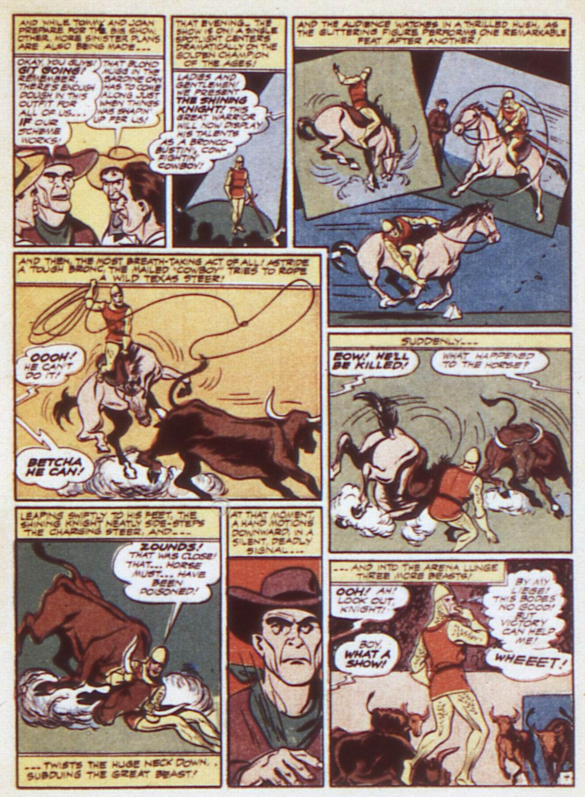Read online Adventure Comics (1938) comic -  Issue #84 - 33