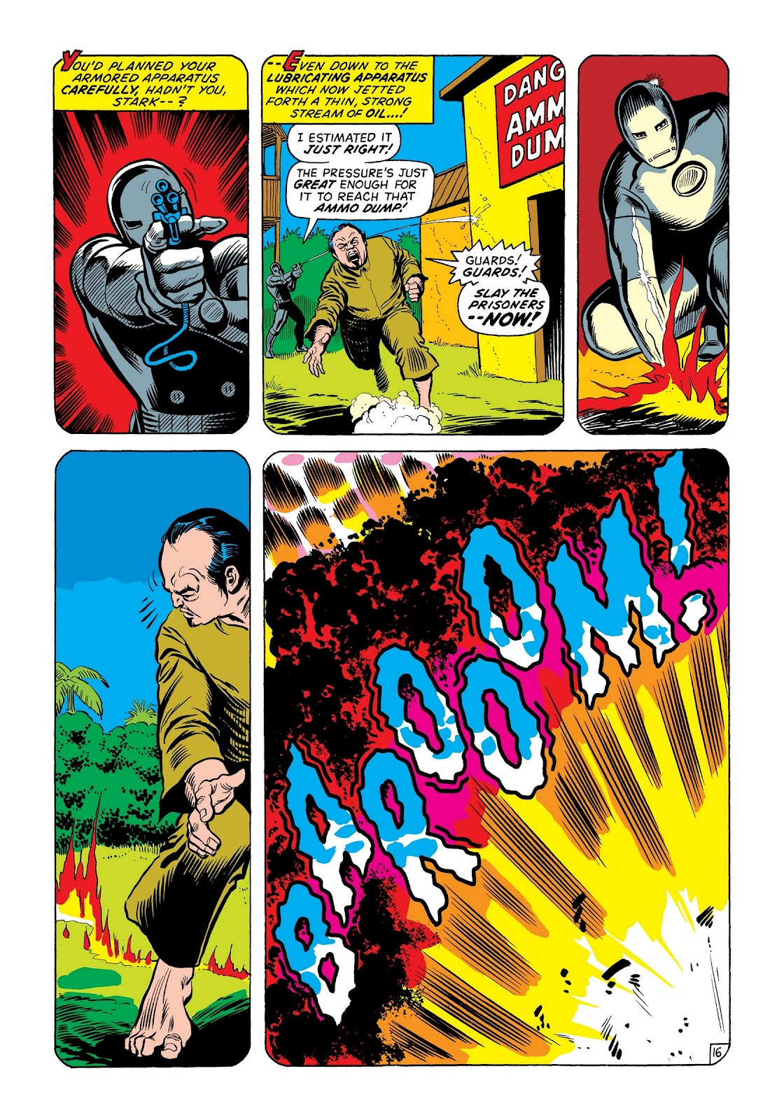 Read online Marvel Masterworks: The Invincible Iron Man comic -  Issue # TPB 8 (Part 2) - 82