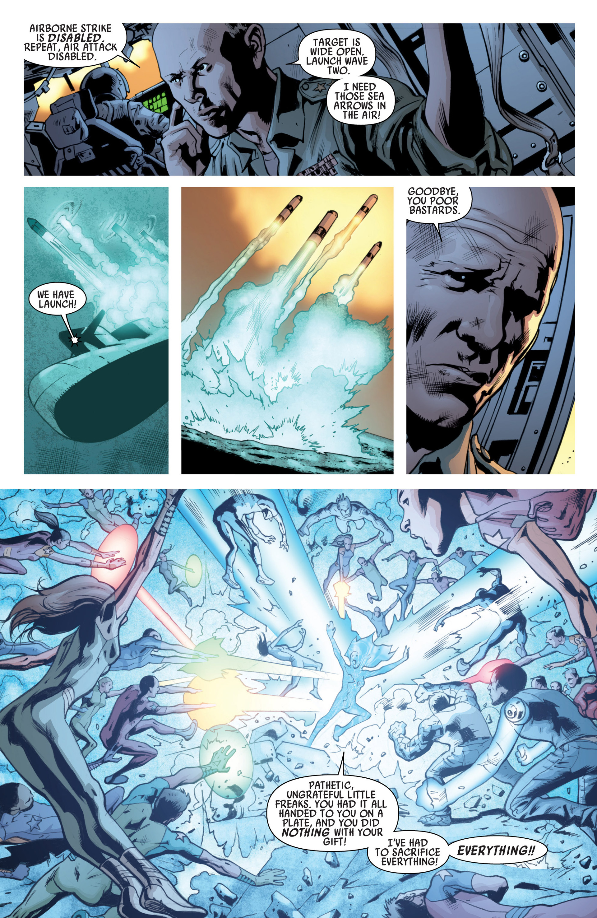 Read online America's Got Powers comic -  Issue #7 - 14
