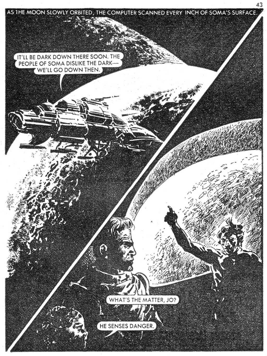Starblazer issue 16 - Page 43
