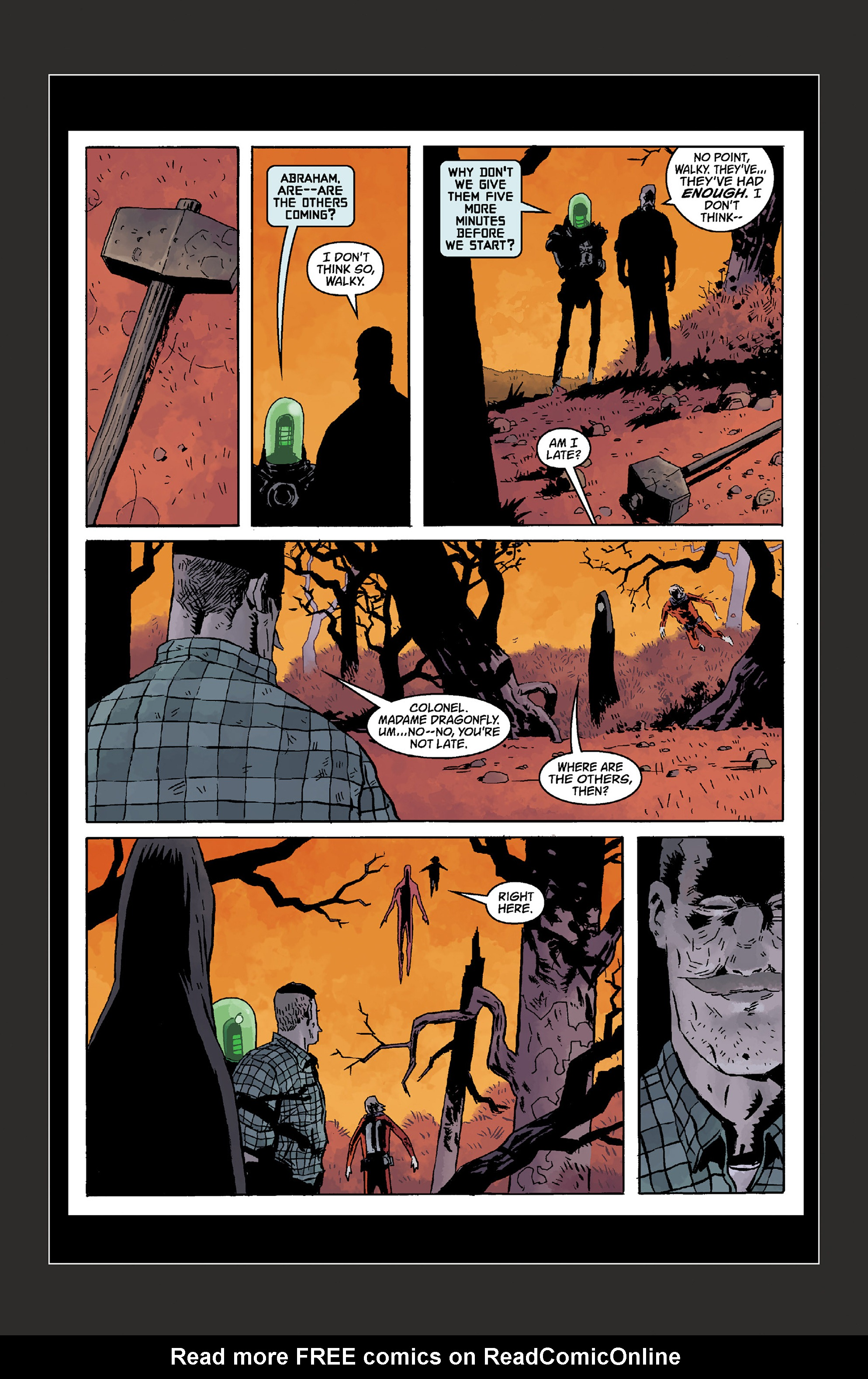 House of Penance 1 Page 29