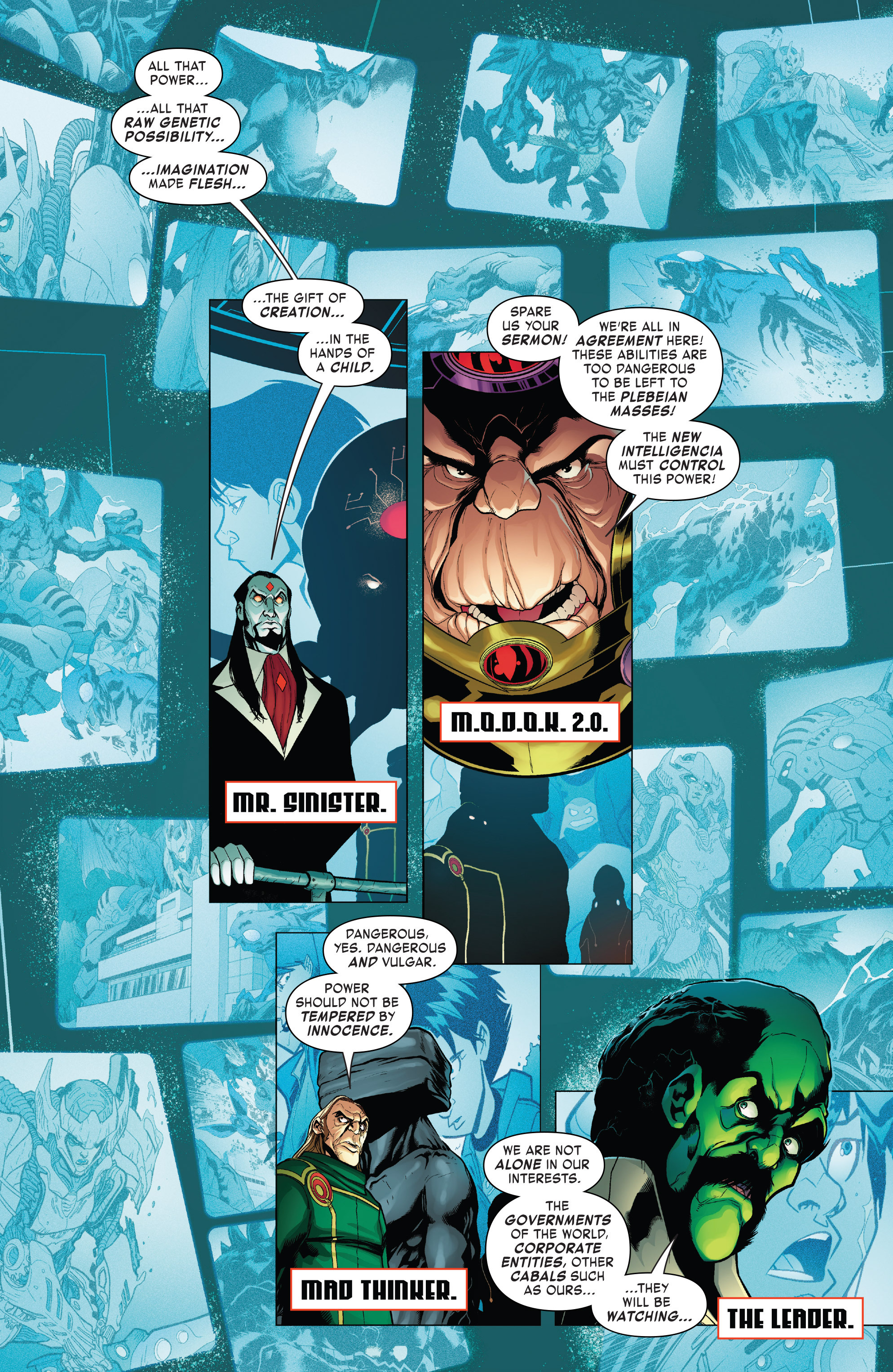 Read online Monsters Unleashed II comic -  Issue #2 - 3