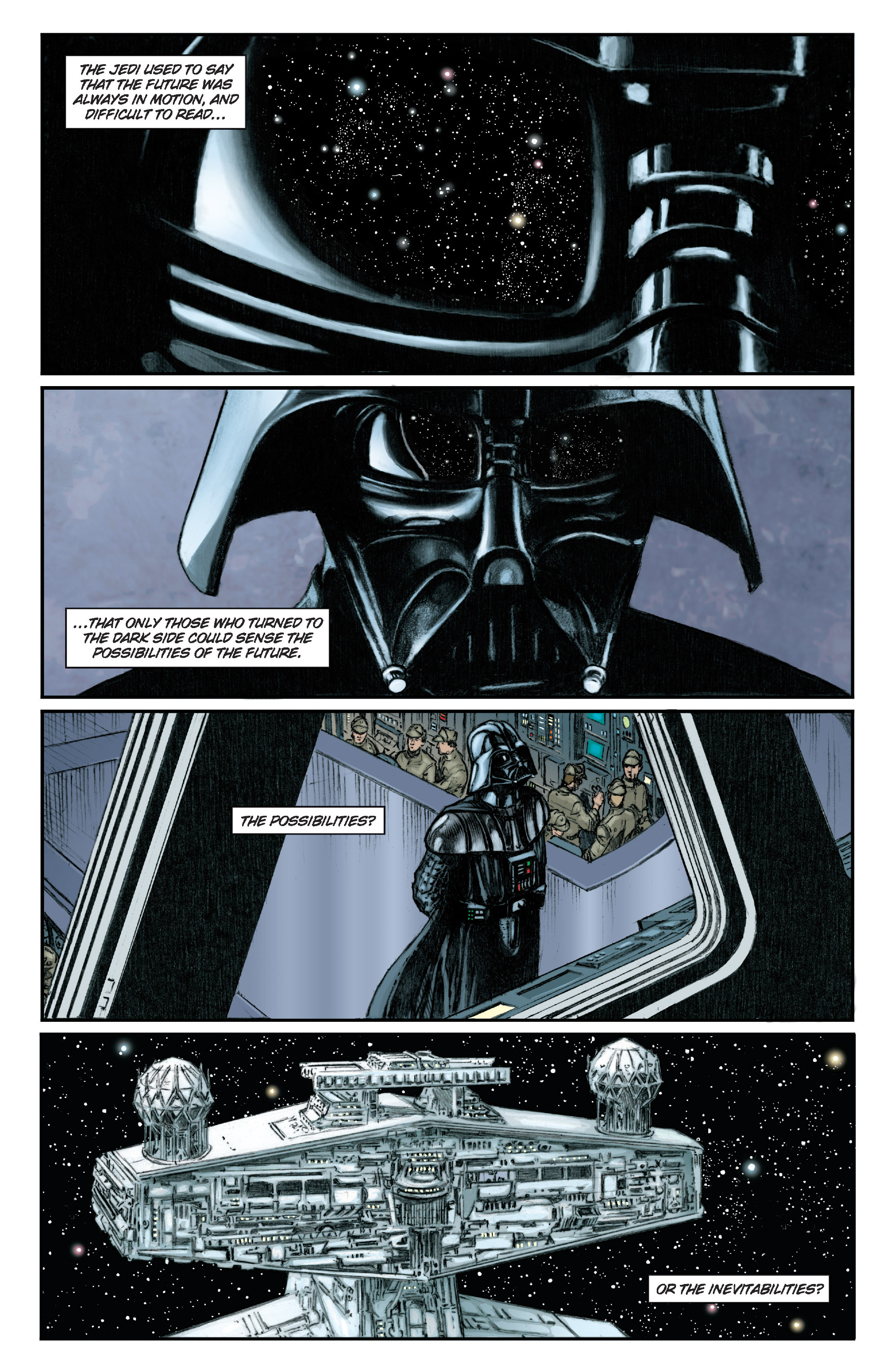 Read online Star Wars Omnibus comic -  Issue # Vol. 31 - 163