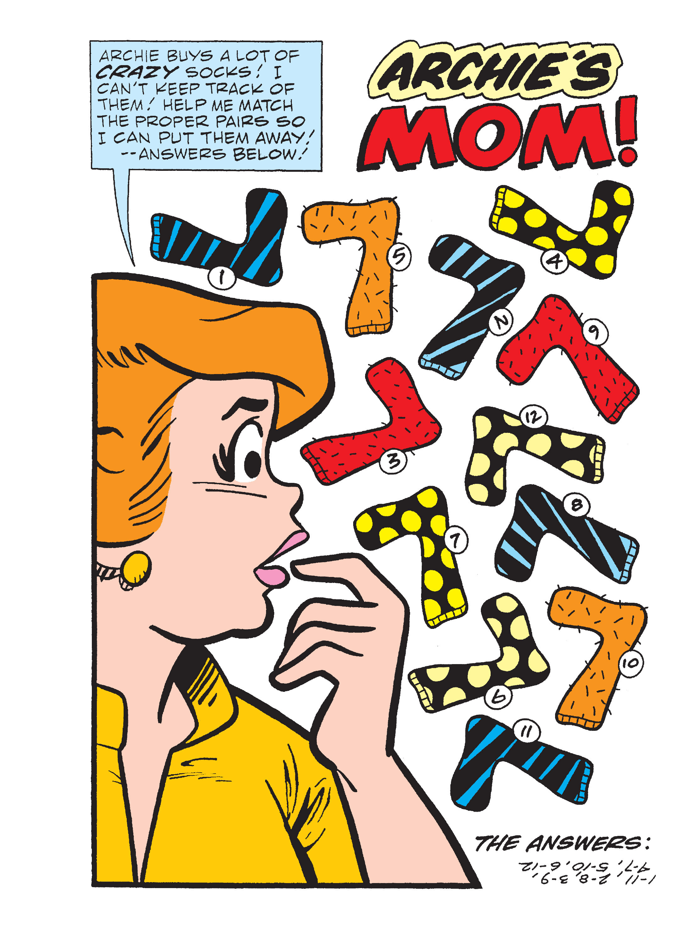 Read online Archie 1000 Page Comics Blowout! comic -  Issue # TPB (Part 4) - 180
