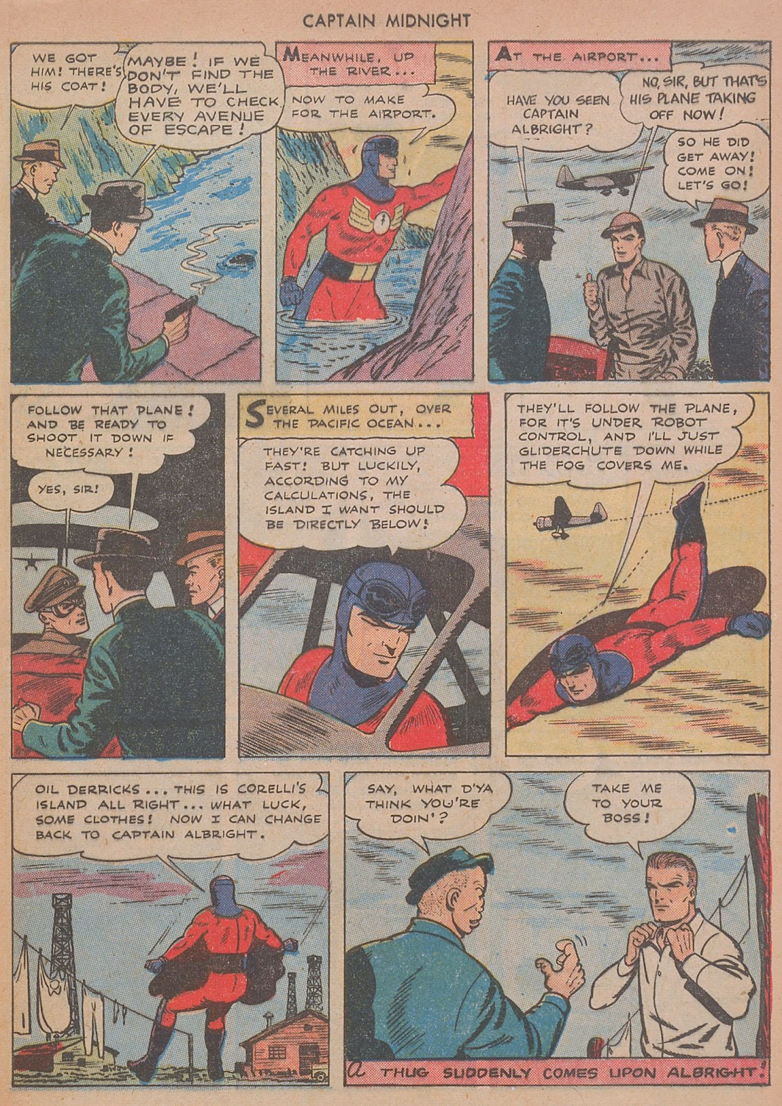 Captain Midnight (1942) issue 29 - Page 5