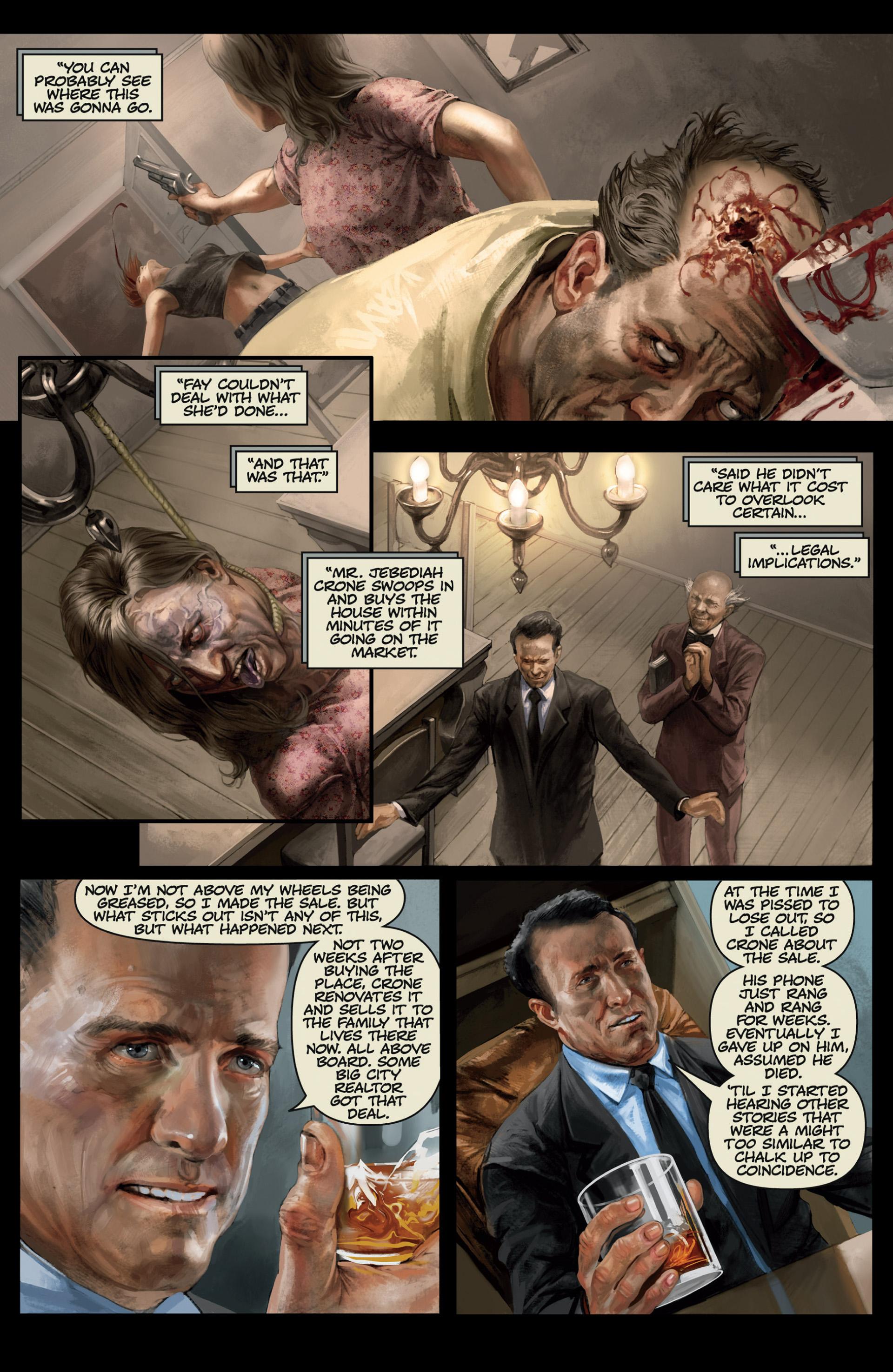 Read online Abattoir comic -  Issue #3 - 12