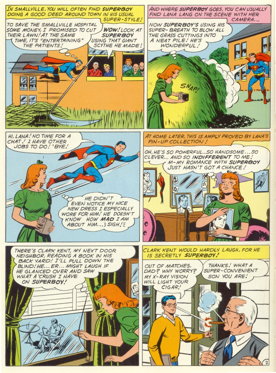 Read online Adventure Comics (1938) comic -  Issue #493 - 13