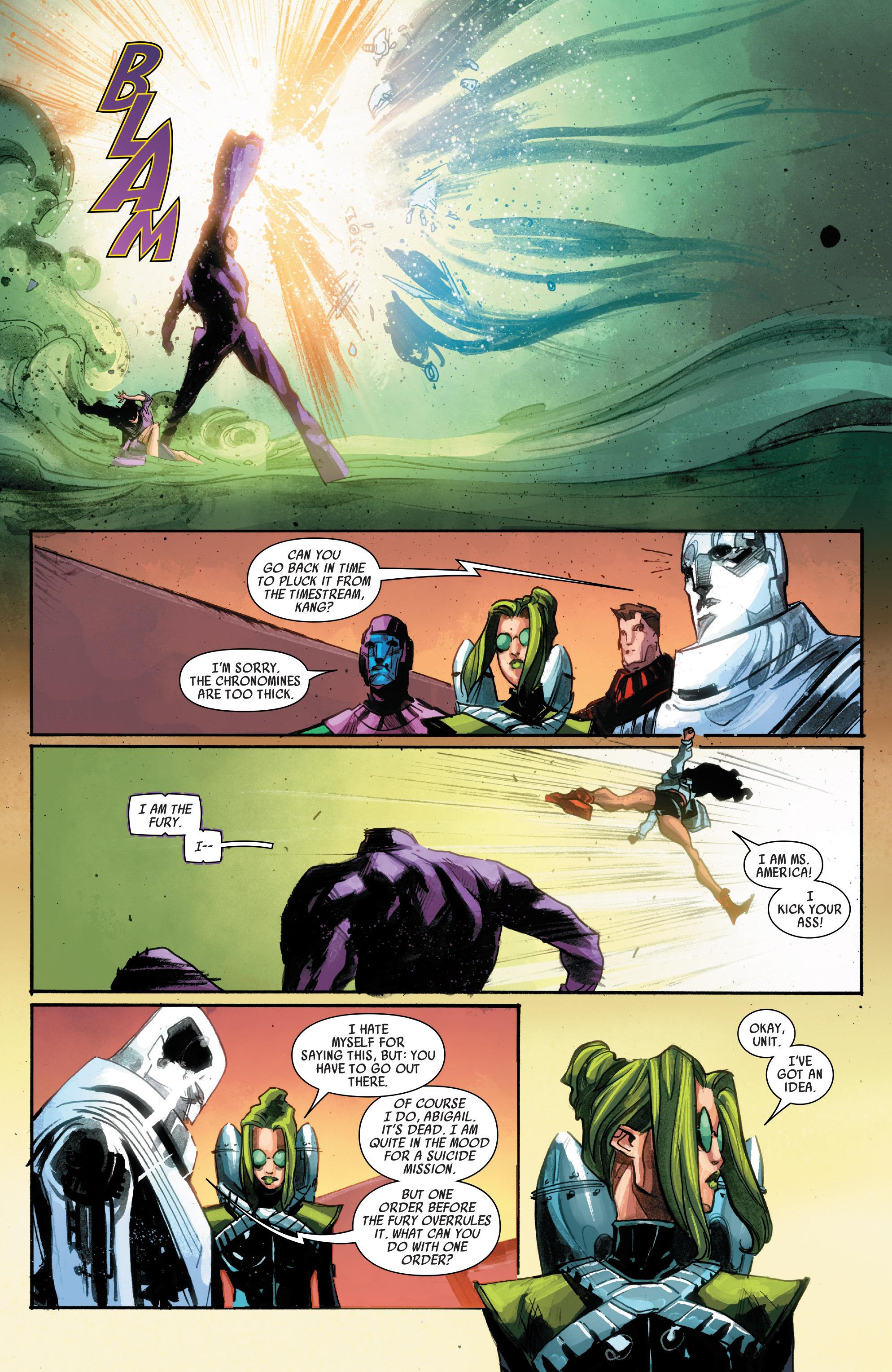 Read online Siege (2015) comic -  Issue #3 - 10