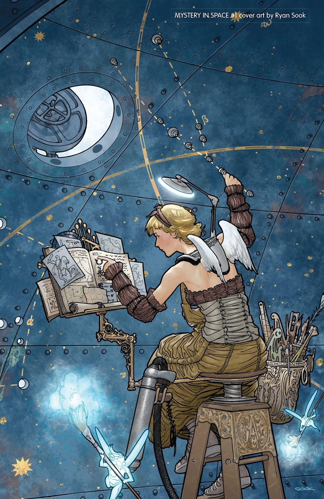 Read online Strange Adventures (2014) comic -  Issue # TPB (Part 2) - 55
