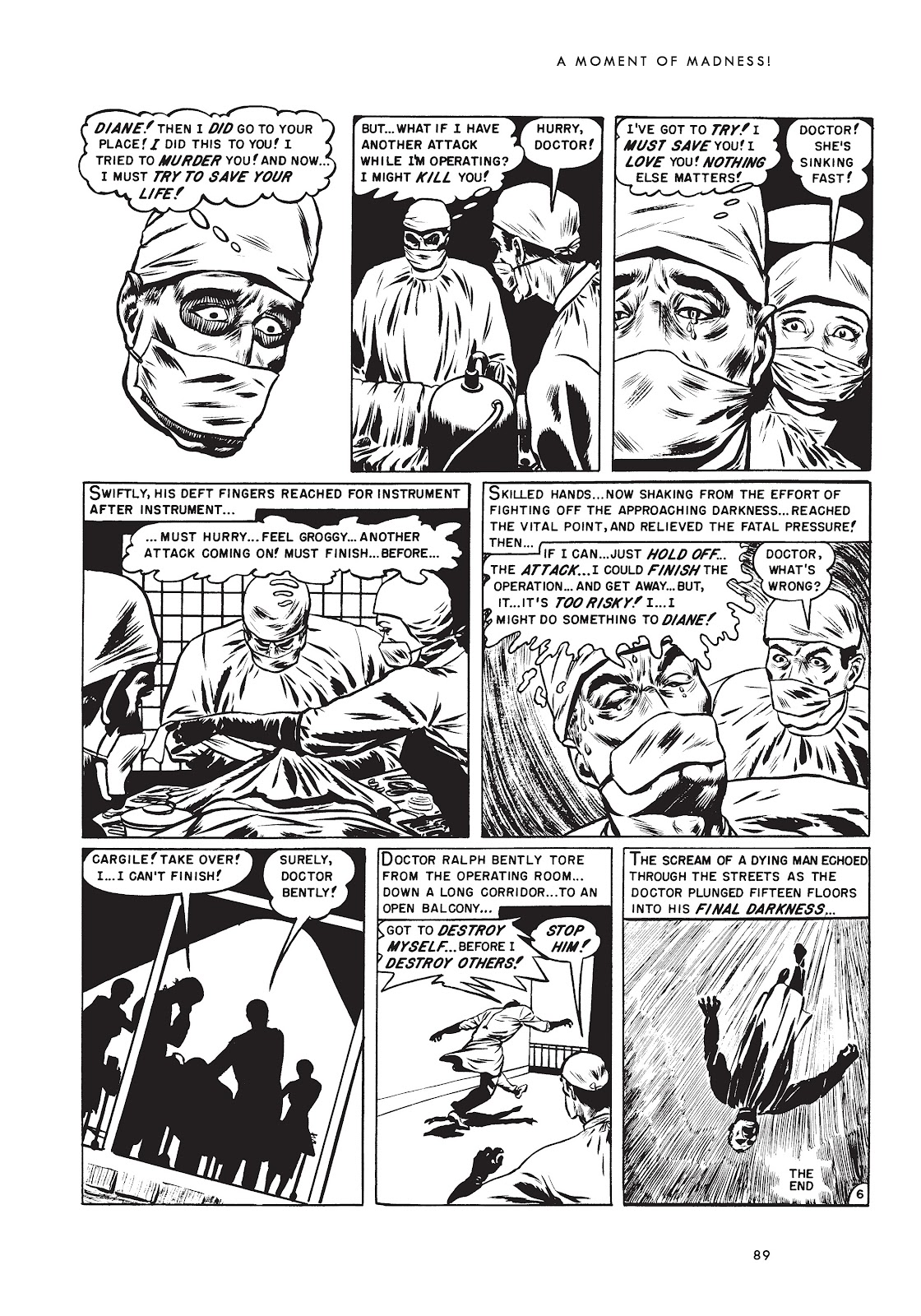 Read online Doctor of Horror and Other Stories comic -  Issue # TPB (Part 2) - 5