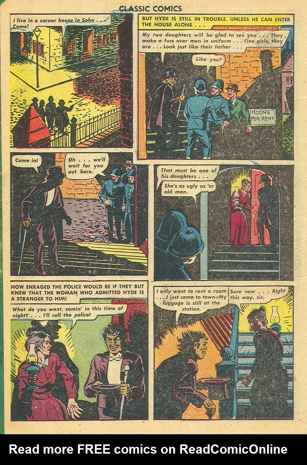 Classics Illustrated issue 13 - Page 20
