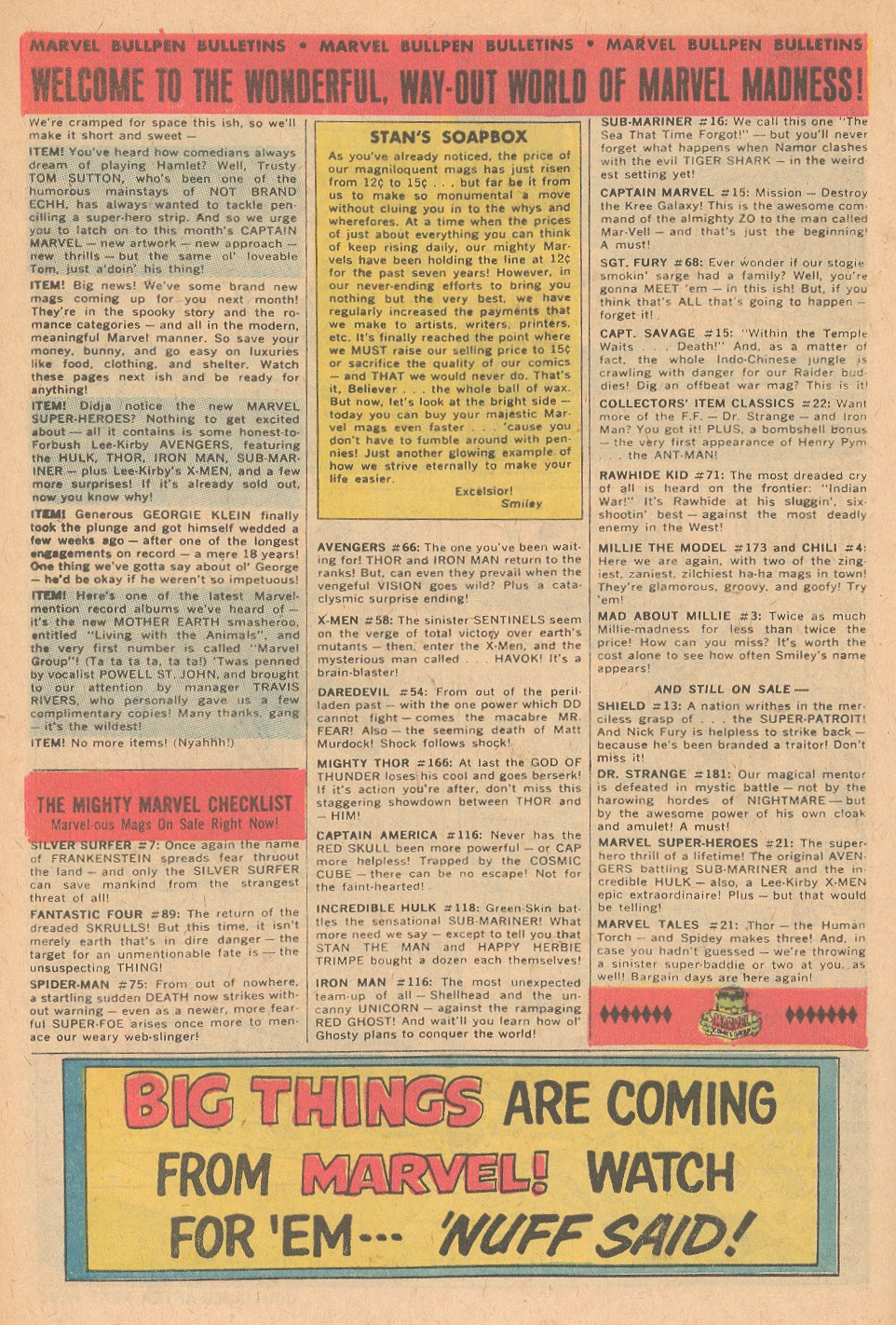Read online Sgt. Fury comic -  Issue #68 - 10