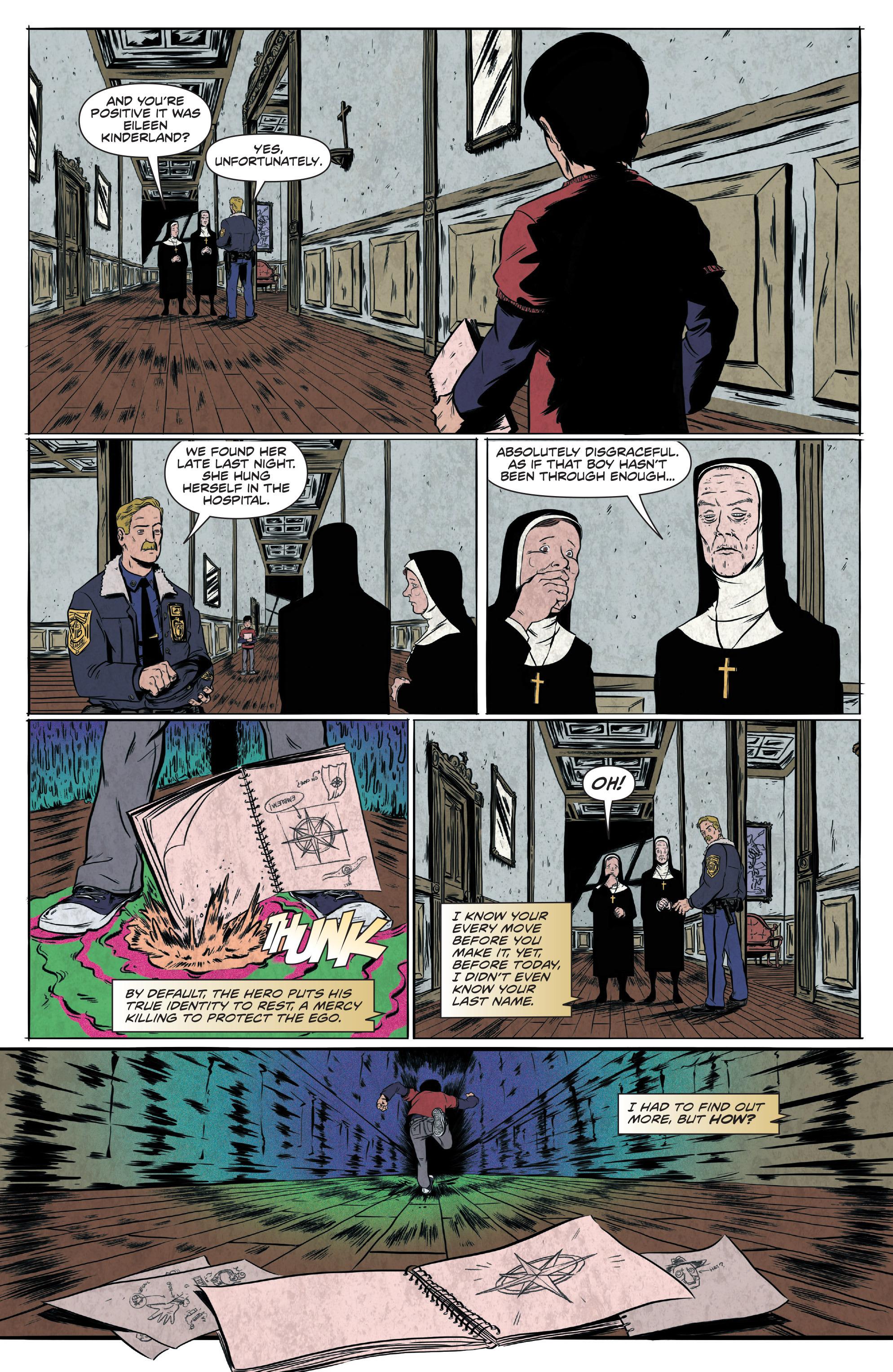Read online Translucid comic -  Issue #5 - 21