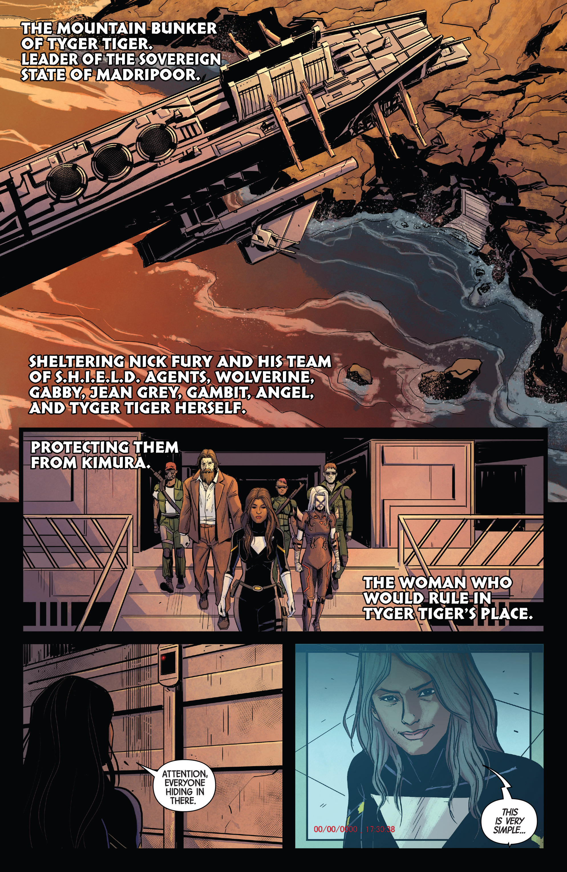 Read online All-New Wolverine (2016) comic -  Issue #18 - 3