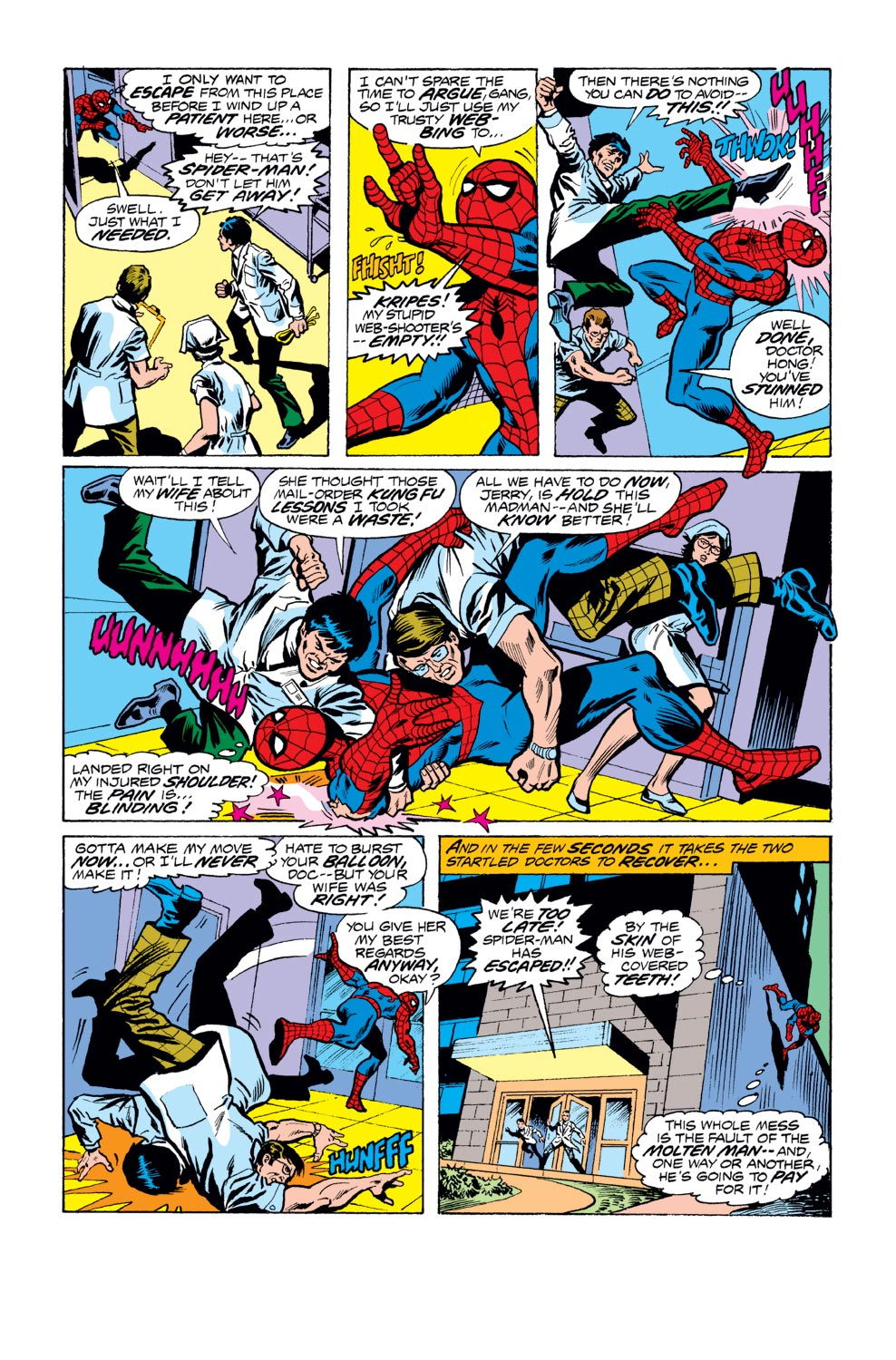 The Amazing Spider-Man (1963) 173 Page 3