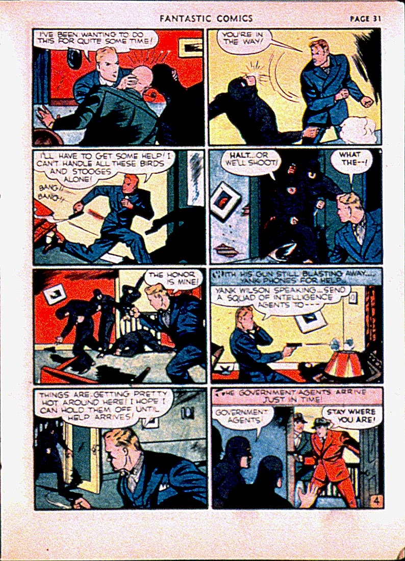 Fantastic Comics issue 13 - Page 34