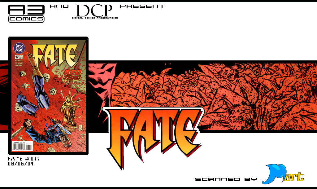 Read online Fate comic -  Issue #17 - 24