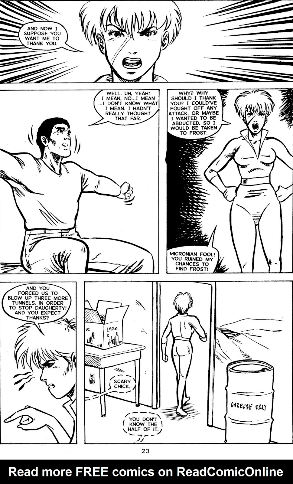 Robotech MechAngel issue 2 - Page 30