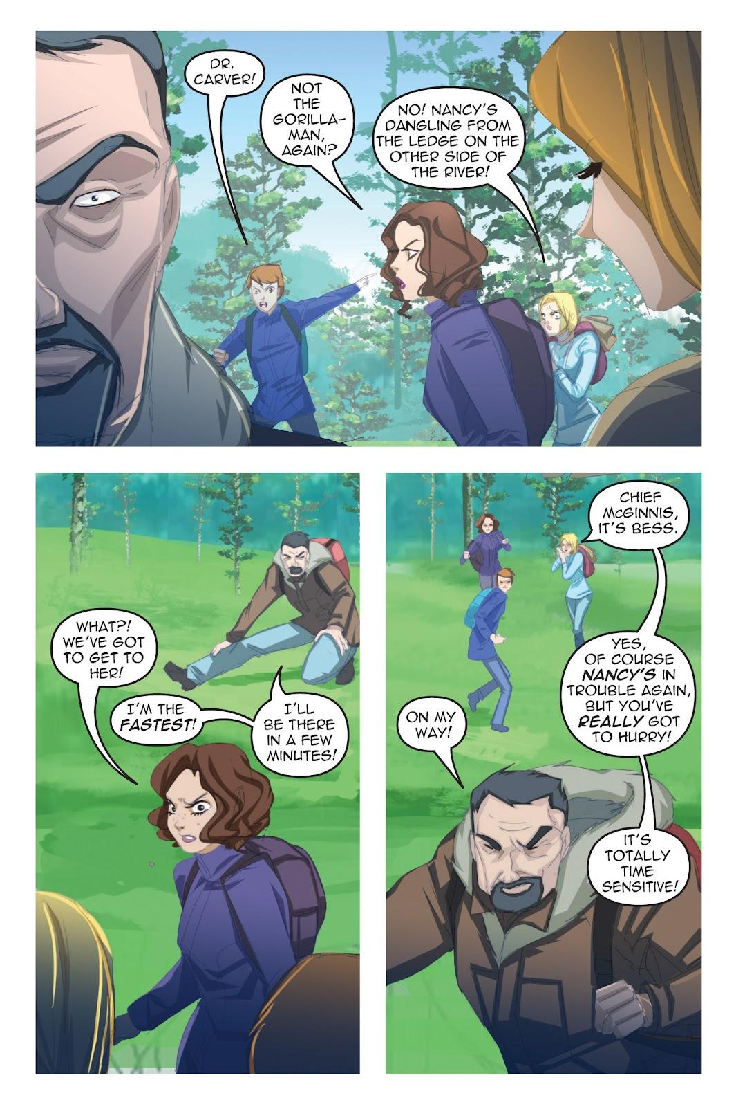 Read online Nancy Drew comic -  Issue #19 - 49