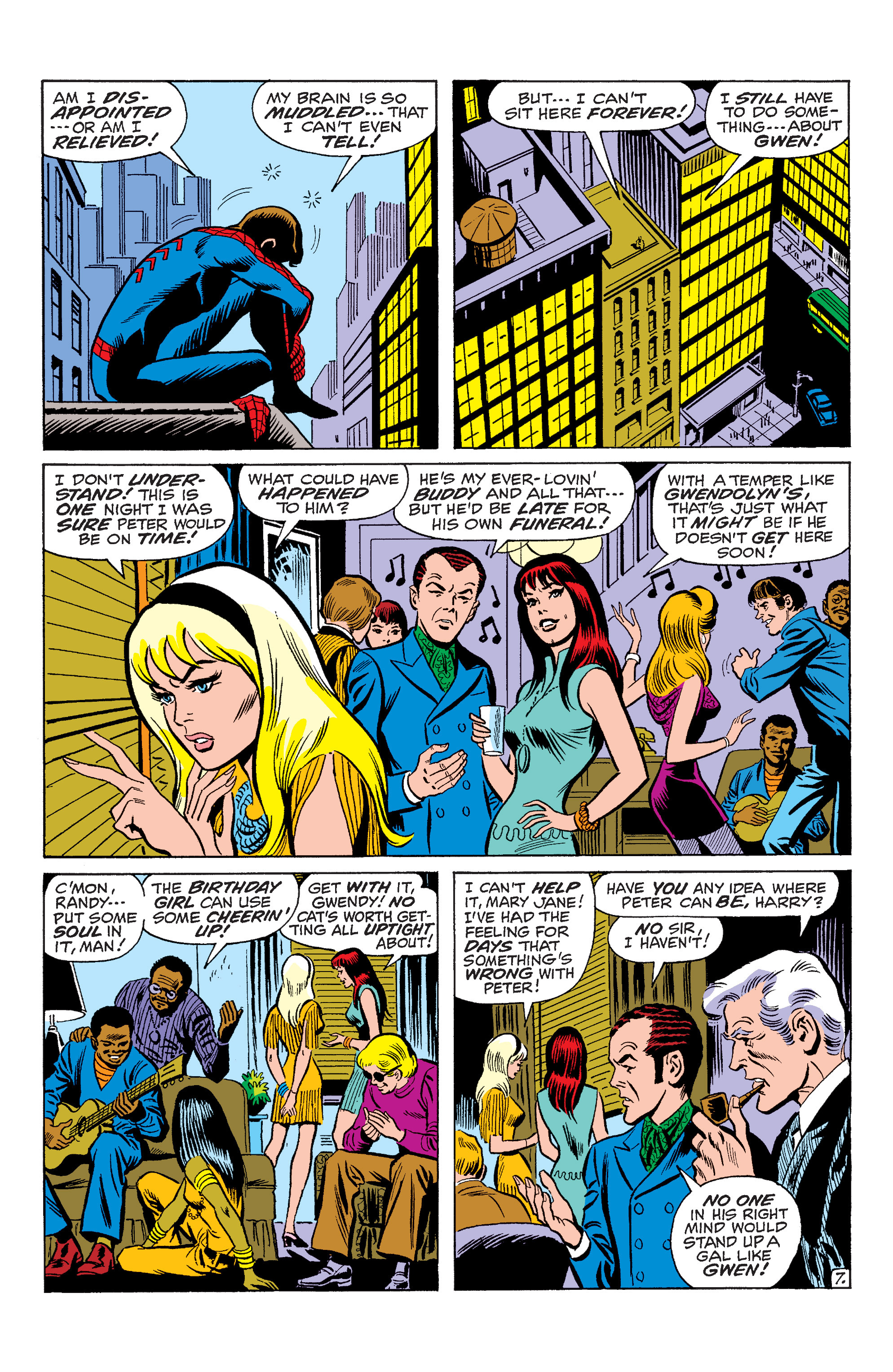 The Amazing Spider-Man (1963) 87 Page 7