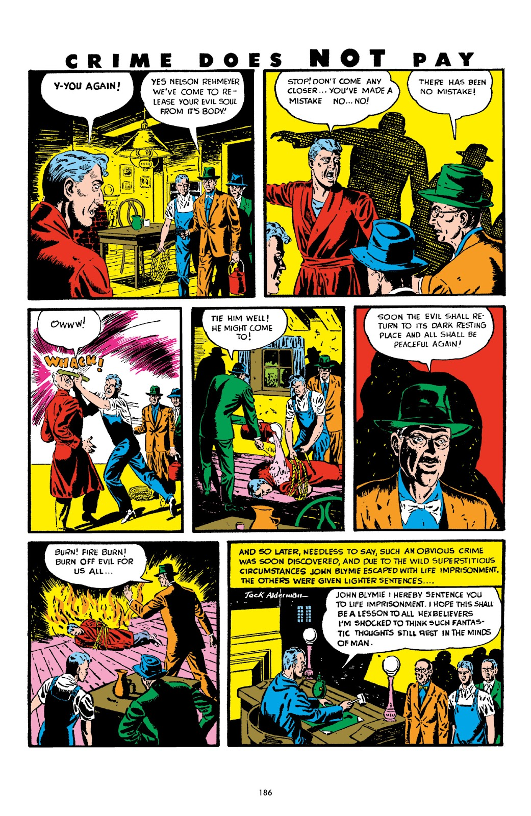 Read online Crime Does Not Pay Archives comic -  Issue # TPB 2 (Part 2) - 86