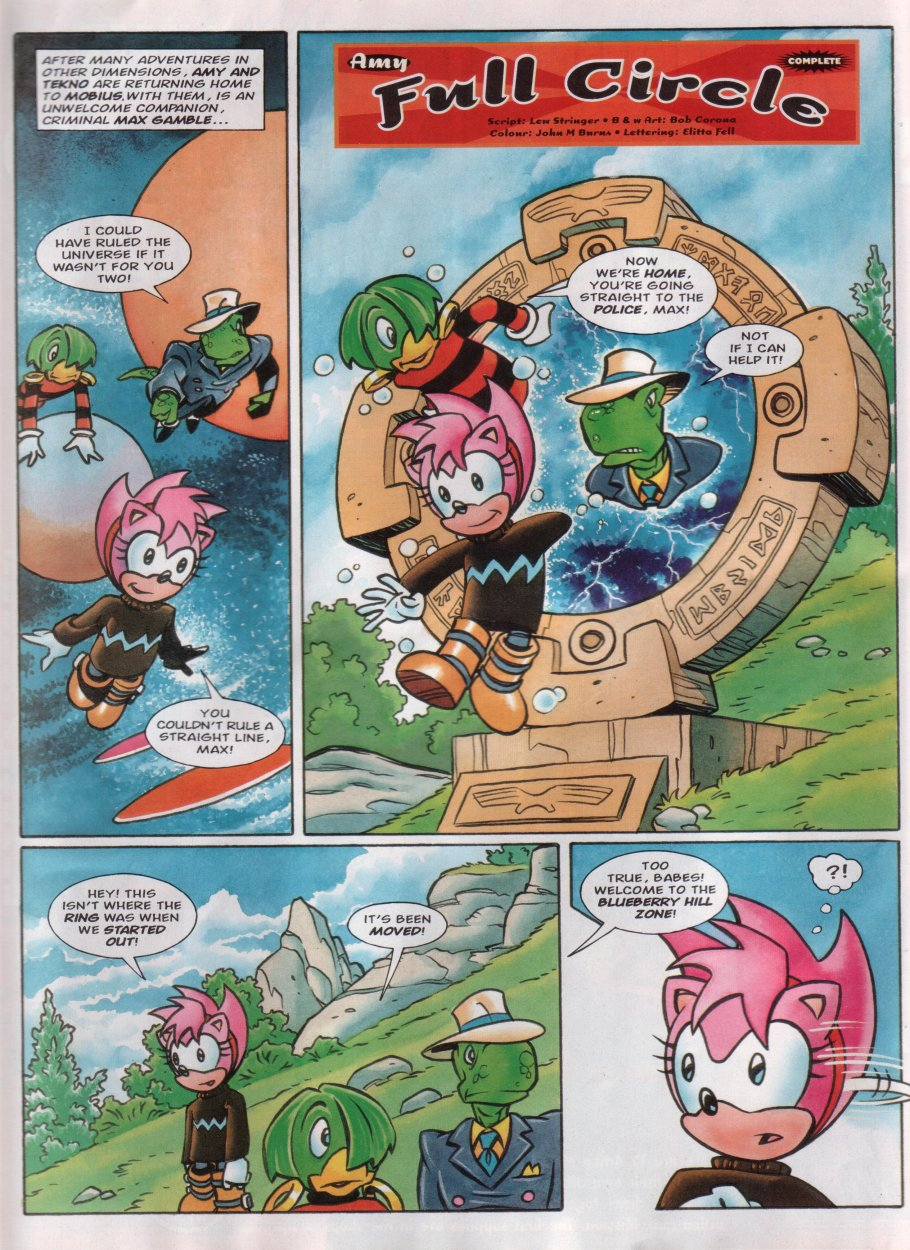 Read online Sonic the Comic comic -  Issue #156 - 9