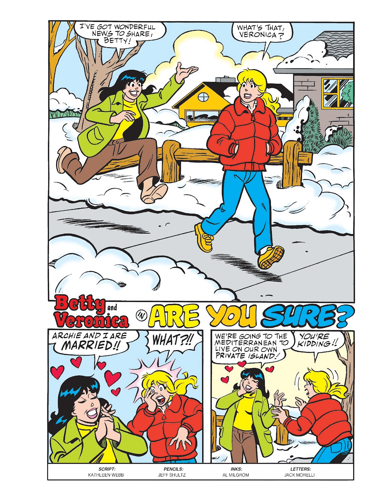 Betty and Veronica Double Digest issue 291 - Page 171